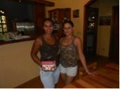 Martiza and Alicia